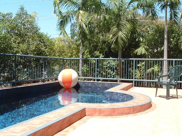 Enjoy a swim - Darwin Holiday Apartment - Larrakeyah Darwin City - Northern Territory - rentals