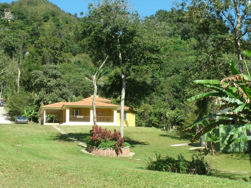 Front of the House - Home at Mountains - Utuado - rentals