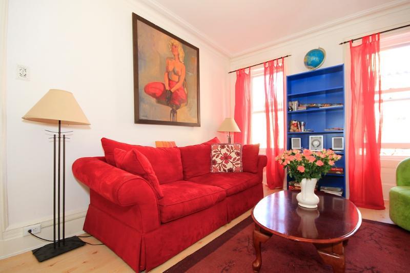 Living room - 3 bedroom in heart of manhattan  - Midtown West - New York City - rentals