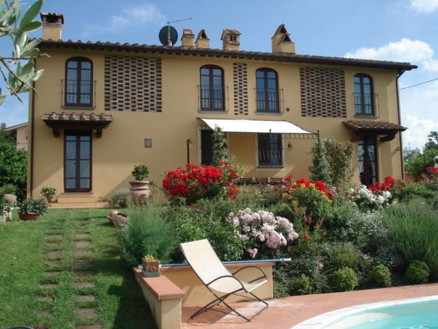 Villa Antica Sosta - Image 1 - Castelfiorentino - rentals
