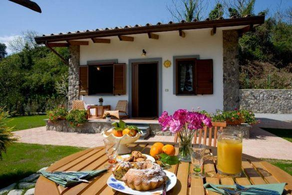 Oasis Sun Cottage - Image 1 - Massa Lubrense - rentals