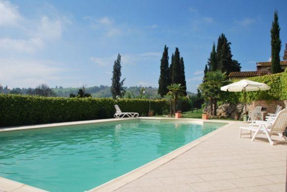 Villa Il Vecchio Fienile - Image 1 - San Gimignano - rentals