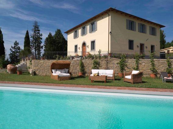 Villa Pucci - Image 1 - Tavarnelle Val di Pesa - rentals