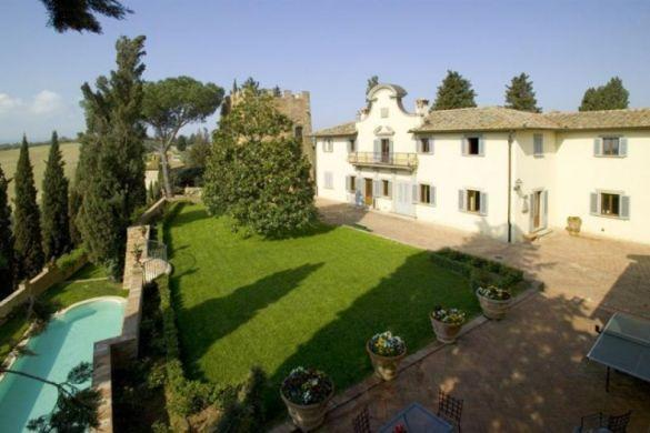 Villa Il Castello - Image 1 - Tavarnelle Val di Pesa - rentals