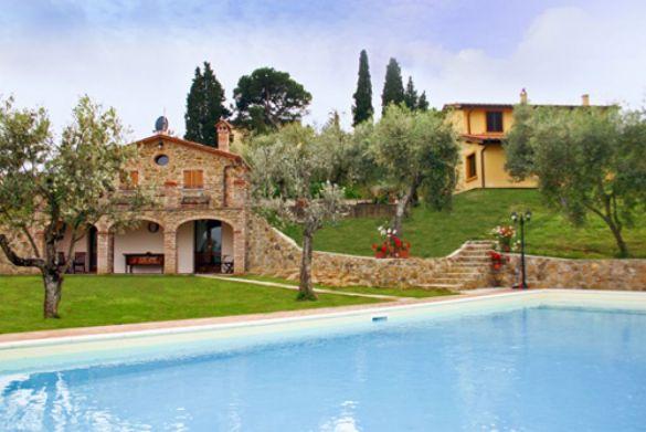 Villa Lucignano - Image 1 - Lucignano - rentals