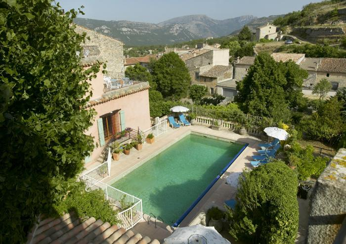 Maison Rose Pool - Maison Rose Large Villa with Pool & WiFi - Cipieres - rentals