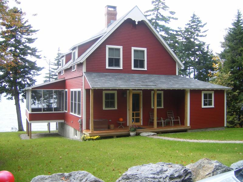 The Day Cottage - Day Cottage --Ocean Front -- 20 min to Acadia - Trenton - rentals