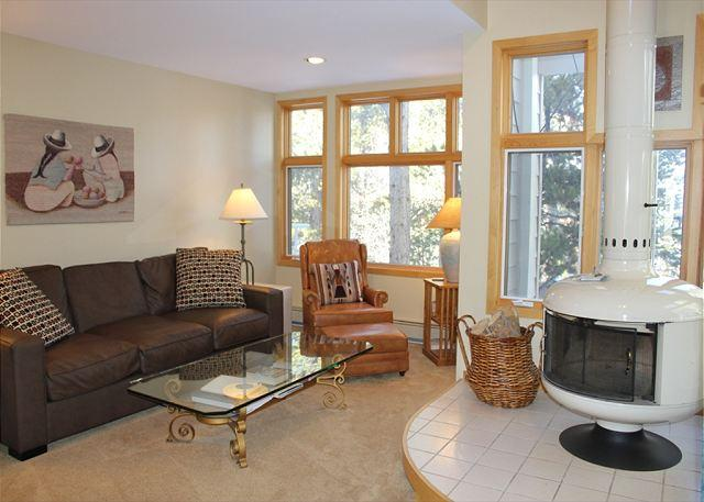 RG205B Super Townhouse w/Fireplace, Common Hot Tub, Wifi, 1 Block to Main St. - Image 1 - Frisco - rentals