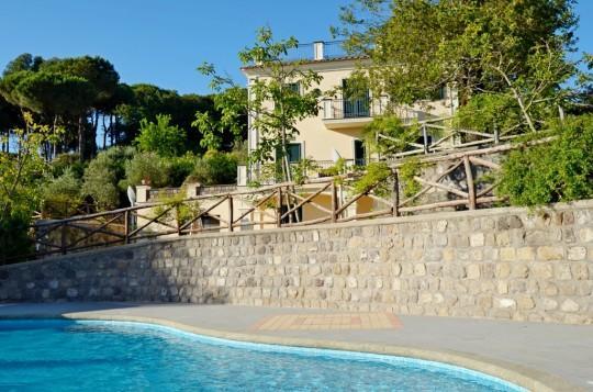 VILLA IL NOCE - SORRENTO PENINSULA - Sant'Agata sui due Golfi - Image 1 - Italy - rentals