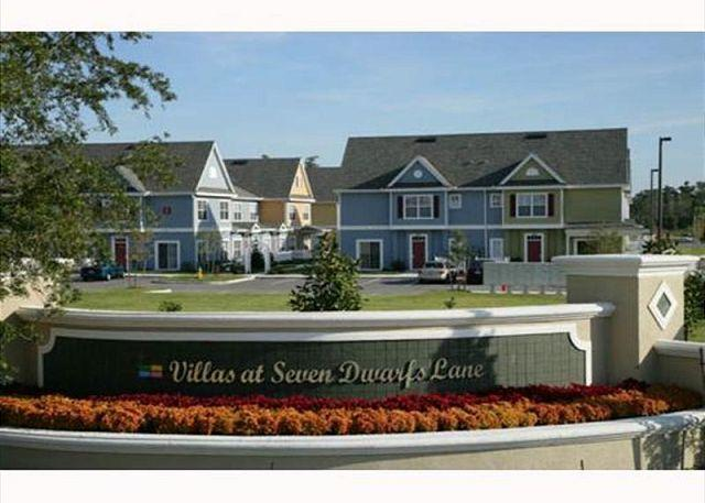 The Villas at Seven Dwarfs - 3 Bedrooms 2 Bathrooms Townhome at The Villas at Seven Dwarfs (ma) - Kissimmee - rentals