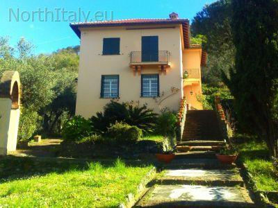 Holiday villa Levanto Liguria Italy - Large holiday villa with pool and seaview - Levanto - rentals