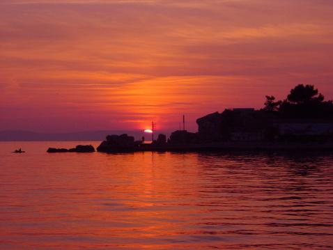 Sunset - #19 Saracenia Cottage, Upper Blandford  NS - Blandford - rentals