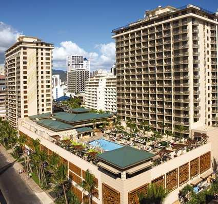 Embassy Suites Waikiki BeachWalk-Hilton all Suites - Image 1 - Honolulu - rentals