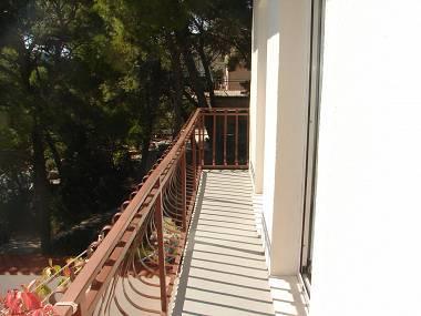 A4 gornji(4+1): balcony - 2845  A4 gornji(4+1) - Primosten - Primosten - rentals