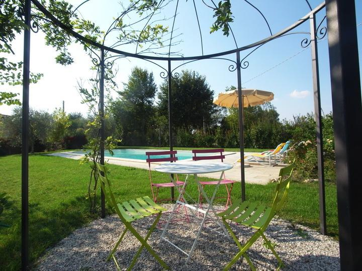 La Graziosa, graceful cottage with lovely pool. - Image 1 - Cortona - rentals