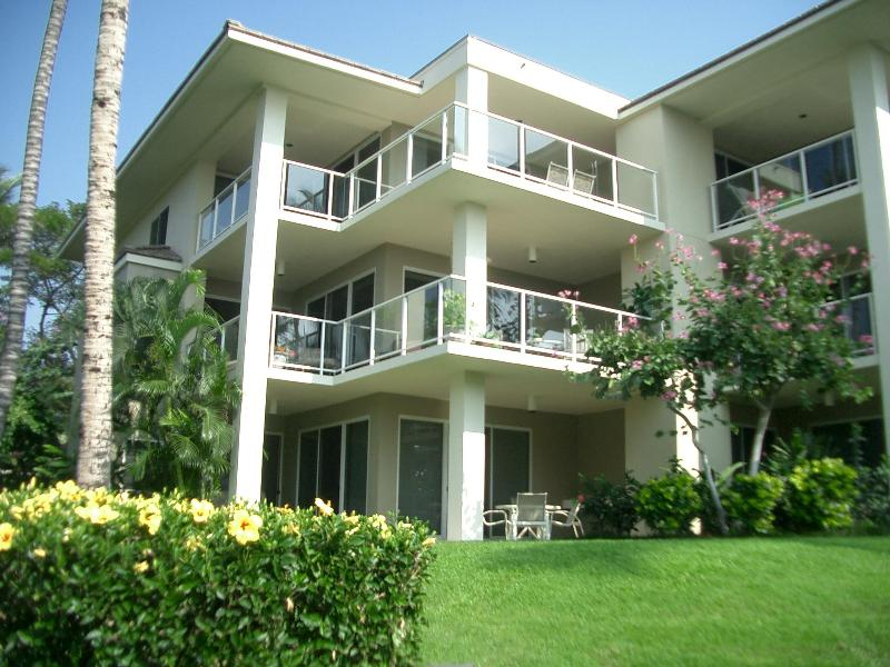 OUR UNIT 2nd FLOOR END - Upscale   Ocean View Luxury Condo - Waikoloa - rentals