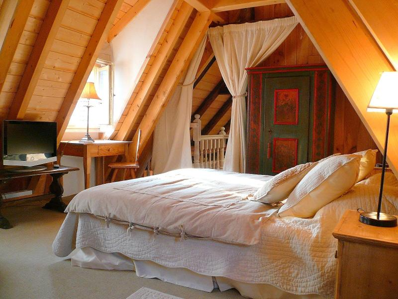 Master bedroom - Luxury house in Riquewihr on Alsace wine route - Riquewihr - rentals