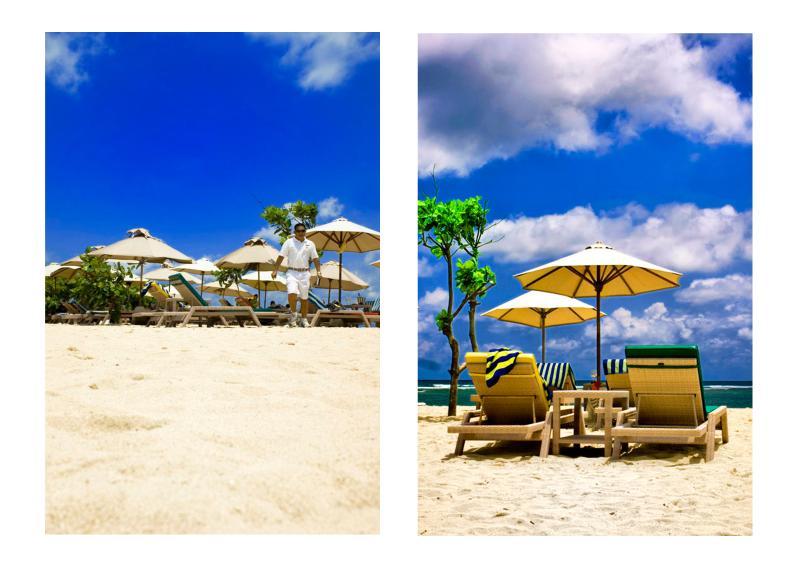 Private Beach - NUSA DUA LUXURY 2 BEDROOM APARTMENT - Nusa Dua - rentals