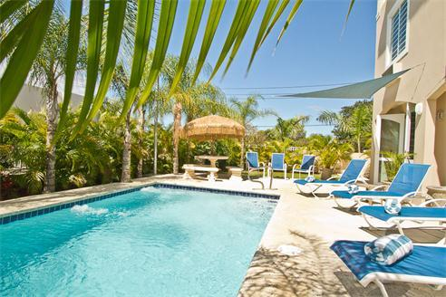 Backyard Private Pool - 4 BED/ 3 1/2 BATH, POOL, STEP TO BEACH/DINING - Rincon - rentals