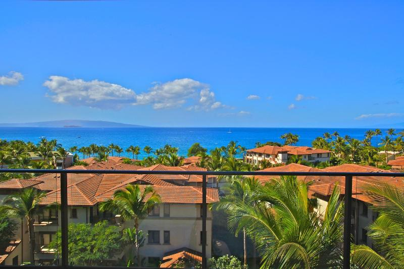 Amazing panoramic ocean views from the lanai. Watch whales swim by! - Wailea Orchid Villa - Panoramic Views!  3 Bd/3 Ba - Wailea - rentals