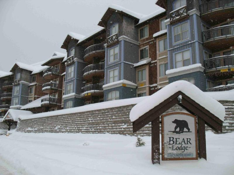 Winter - Mt washington - Bear Lodge - Ski in/ski out - Mount Washington - Courtenay - rentals