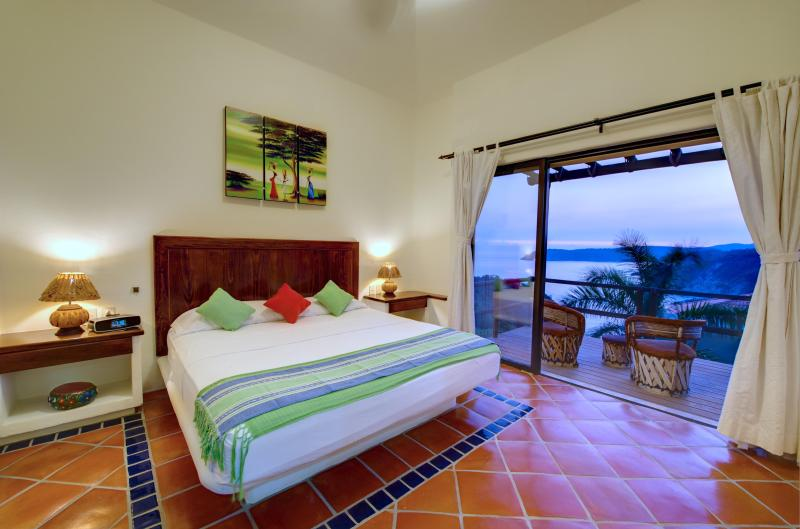 Casita - Ocean View Bedroom - 5 Charming Ocean View Casitas, Las Palmas, w Beach - Huatulco - rentals