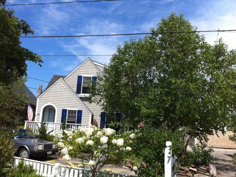 Front Exterior - Charming Cape Cod Cottage on Atlantic Avenue - Provincetown - rentals