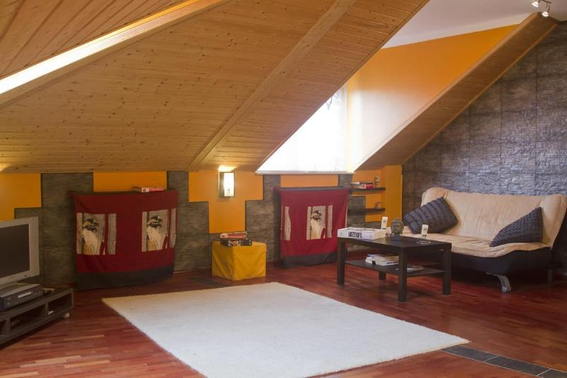 Modern and big attic central located FREE parking - Image 1 - Llanes - rentals
