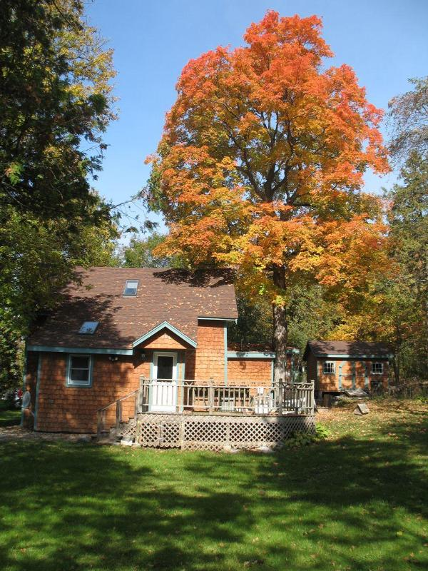 Quiet, cool summers - Dee's Lake House available in September - North Ferrisburg - rentals