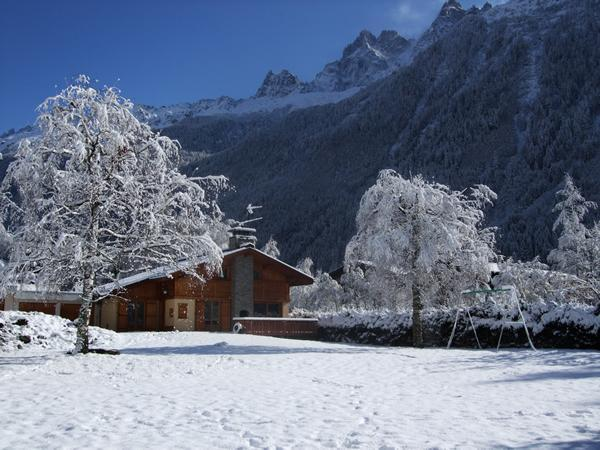 Chalet Slider in the snow - Adventure Base Chalets Slider, Iceman and Viper - Chamonix - rentals