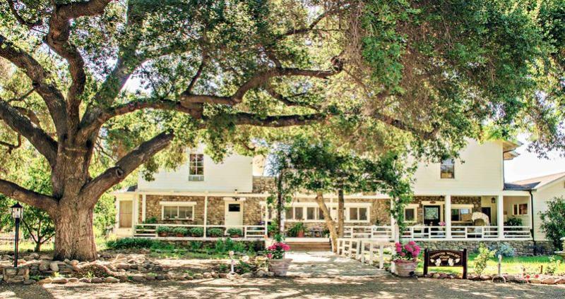 Historical Estate Home - Ojai Serenity Suites - Ojai - rentals