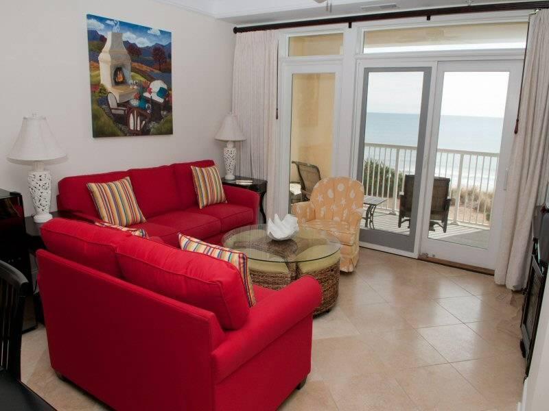 Grande Villas 2-H - Image 1 - Indian Beach - rentals