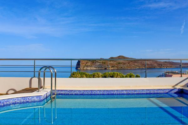 Luxury Villas in Crete 50m from the Beach - Image 1 - Chania - rentals