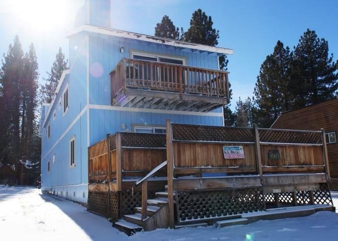 Big Blue House - Image 1 - Big Bear Lake - rentals