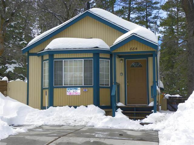 Miller House - Image 1 - City of Big Bear Lake - rentals