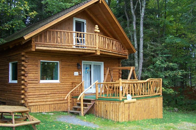 Our Christmas cabin - Log cabin getaway the heart of the white mountains - Jefferson - rentals