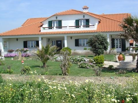 Front of House - Quinta Beira-Mar, Bed and Breakfast - Sintra - rentals
