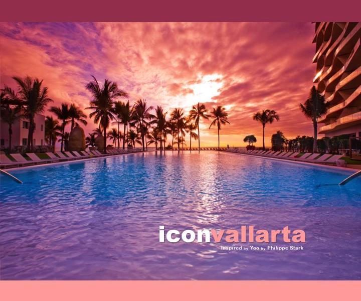 Pool - ICON Vallarta Breathtaking Ocean Front 23rd Floor - Puerto Vallarta - rentals