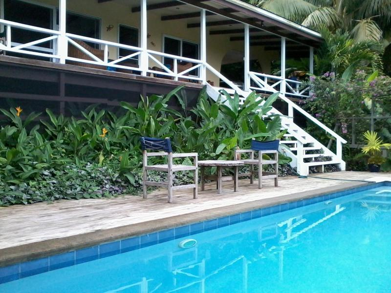 Relax by the Pool - AMURI POOL VILLA - AITUTAKI,COOK ISLANDS - Aitutaki - rentals