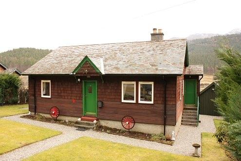 Caberfeidh Cottage - - Image 1 - Scottish Highlands - rentals