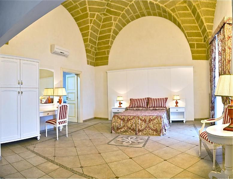 Bedroom - Charming Flat ''Dimora Stelle sul Corso'' - Gallipoli - rentals