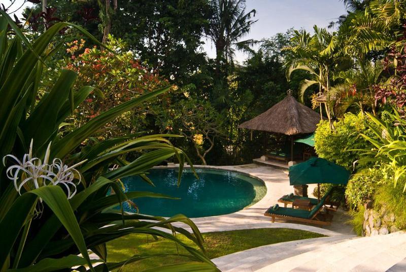 Villa Bougainvillea 3-bdrm Canggu Bali Riverside - Image 1 - Pererenan - rentals