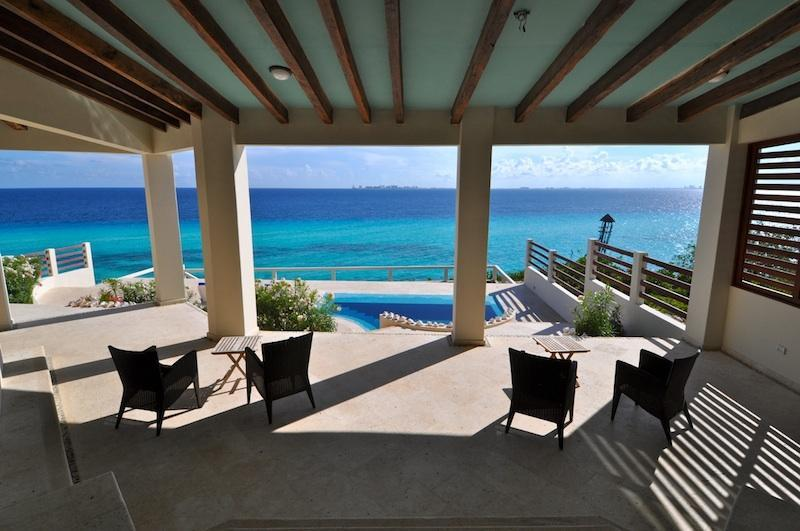 CALM, STUNNING VIEWS OF THE BAY & PRIVATE - Island Villa UNOBSTRUCTED CARIBBEAN & BAY VIEWS - Isla Mujeres - rentals