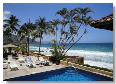 Spectacular Pool and Beach - Condo Punta Negra # 503, Casa Vallarta - Puerto Vallarta - rentals