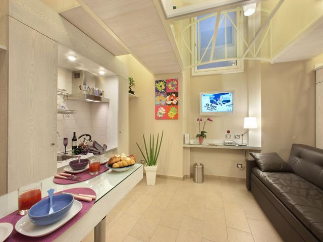 Mediterranea Apartment - Magi House Luxury Apartment Sorrento Center - Sorrento - rentals