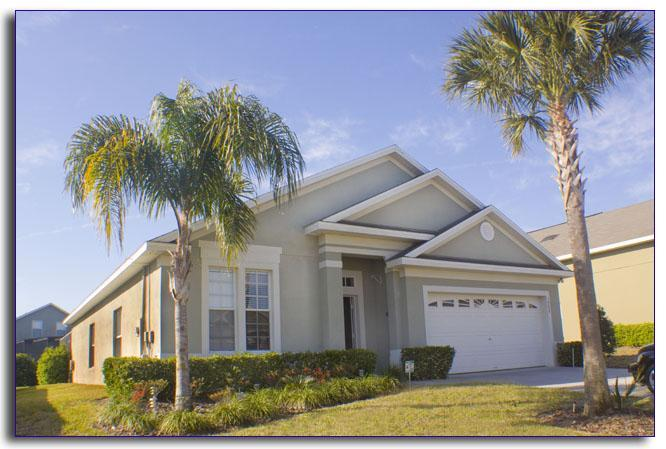 Poolside villa located at Glenbrook resort,Clermont - Poolsidevilla Glenbrook Rolling Green Dr CLERMONT - Clermont - rentals