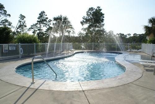 Inviting inground community pool just steps from the unit's door - Perdido Bay Beach House - Walk to Pool, Near Gulf - Perdido Key - rentals