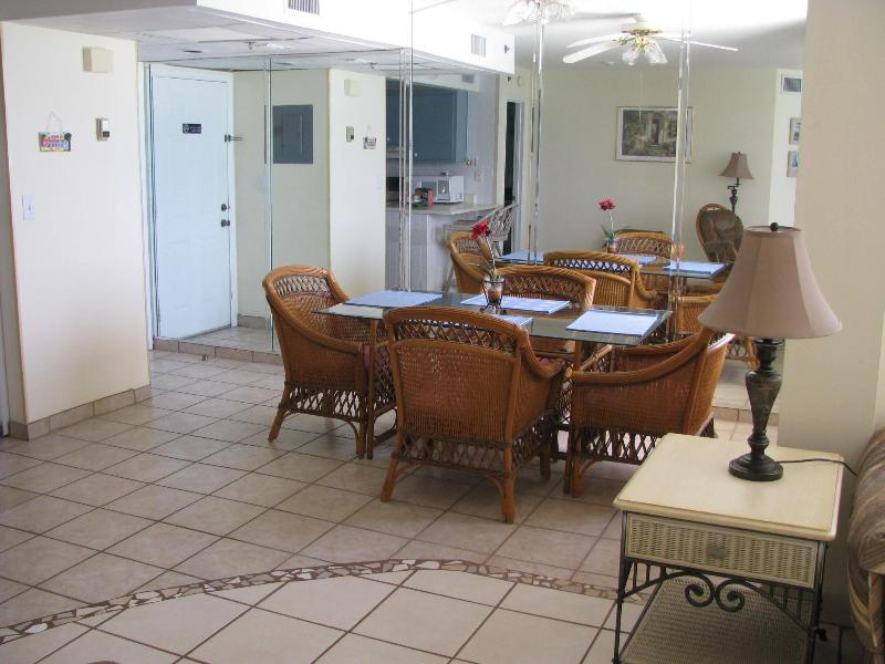 Spacious Condo with Great View of Beach and Gulf - Image 1 - Panama City Beach - rentals