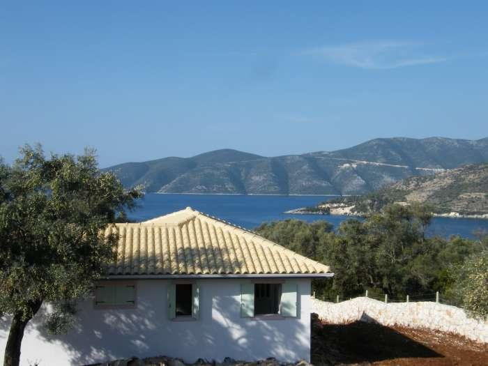 The villa is in a spectacular location - SUPERB OFFER 4 -11 SEPT - 50% REDUCTION! - WOW! - Vasiliki - rentals
