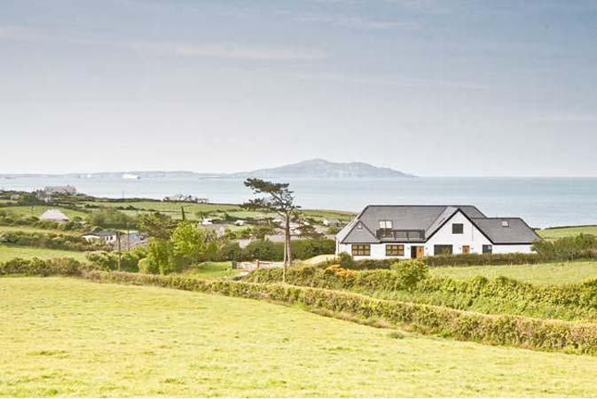 BWTHYN BACH, pet friendly, luxury holiday cottage, with a garden in Church Bay, Ref 4565 - Image 1 - Church Bay - rentals